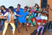 Gathering 2014. dancing